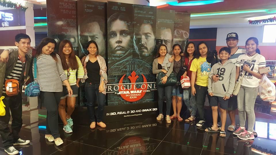 JCI Mandaue Movie Night