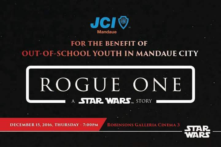 JCI Mandaue Movie Night